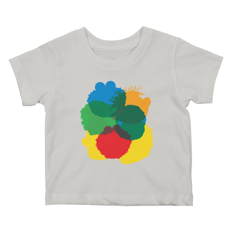 Yoni Alter in aid of Great Ormand Street Children's Hospital Kids Baby T-Shirt by COUP tees's Artist Shop