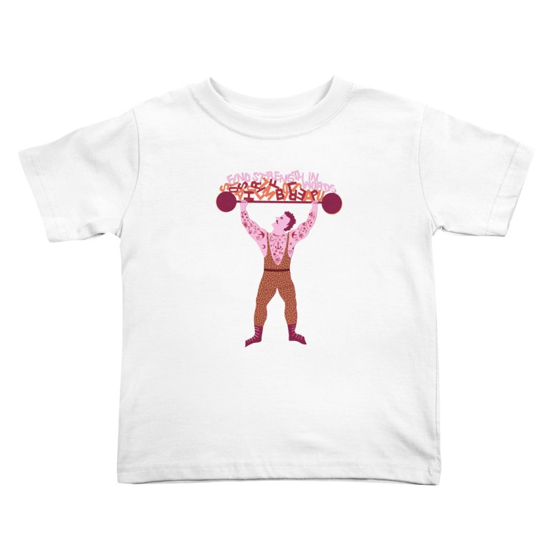 Nicole Cowan in aid of CALM Kids Toddler T-Shirt by COUP tees's Artist Shop