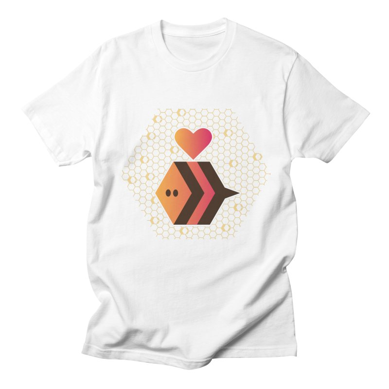 ochre7 in aid of The Bee Cause Women's Regular Unisex T-Shirt by COUP tees's Artist Shop