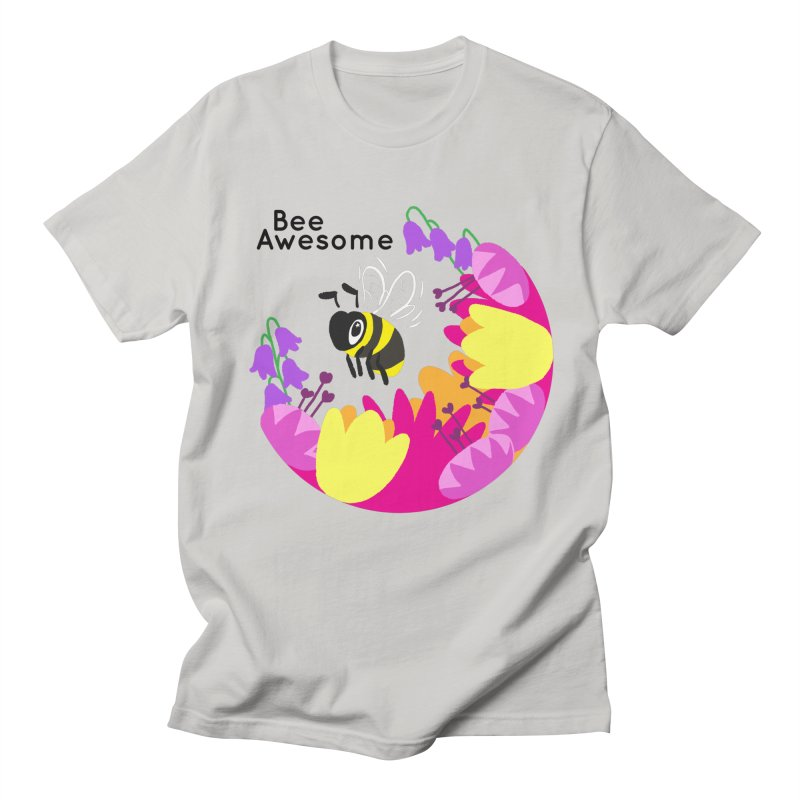 Tiger Tea in aid of The Bumblebee Conservation Trust Men's T-Shirt by COUP tees's Artist Shop