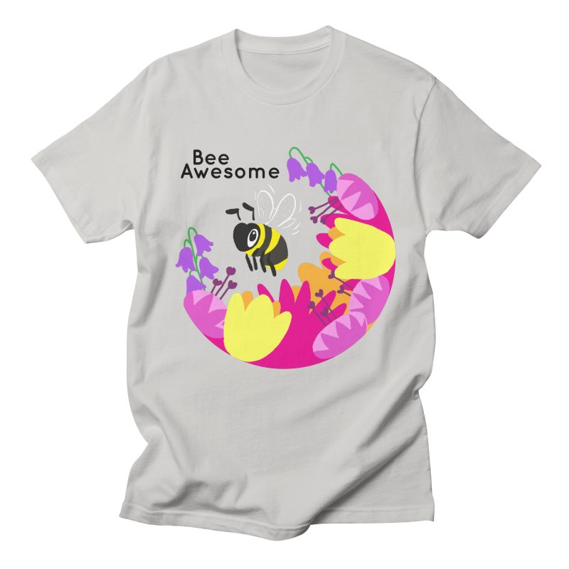 Tiger Tea in aid of The Bumblebee Conservation Trust Women's Regular Unisex T-Shirt by COUP tees's Artist Shop