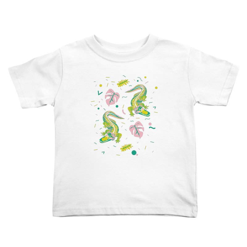 Mariery Young in aid of Rainforest Alliance Kids Toddler T-Shirt by COUP tees's Artist Shop