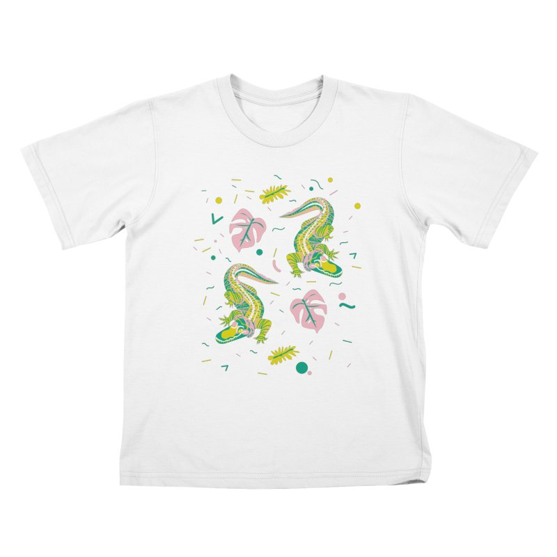 Mariery Young in aid of Rainforest Alliance Kids T-shirt by COUP tees's Artist Shop