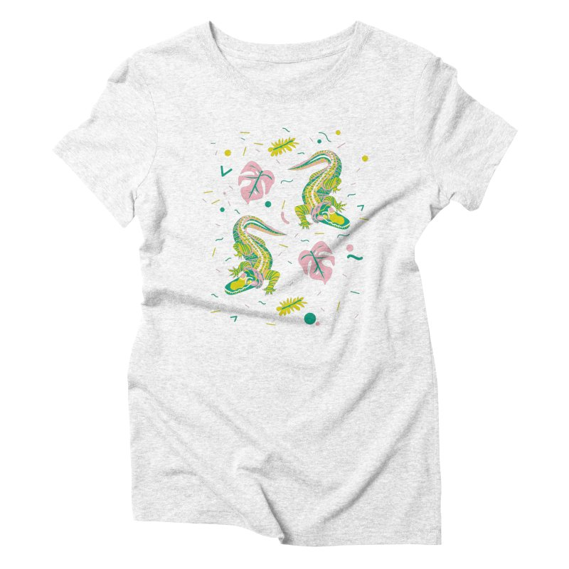 Mariery Young in aid of Rainforest Alliance Women's Triblend T-shirt by COUP tees's Artist Shop