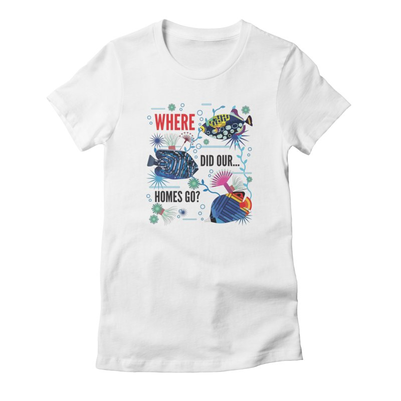 Women's None by COUP tees's Artist Shop