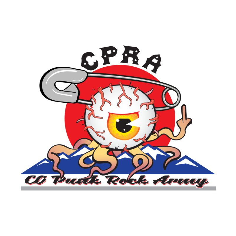 The Eye Is In The Skater by CPRA Merch Shop
