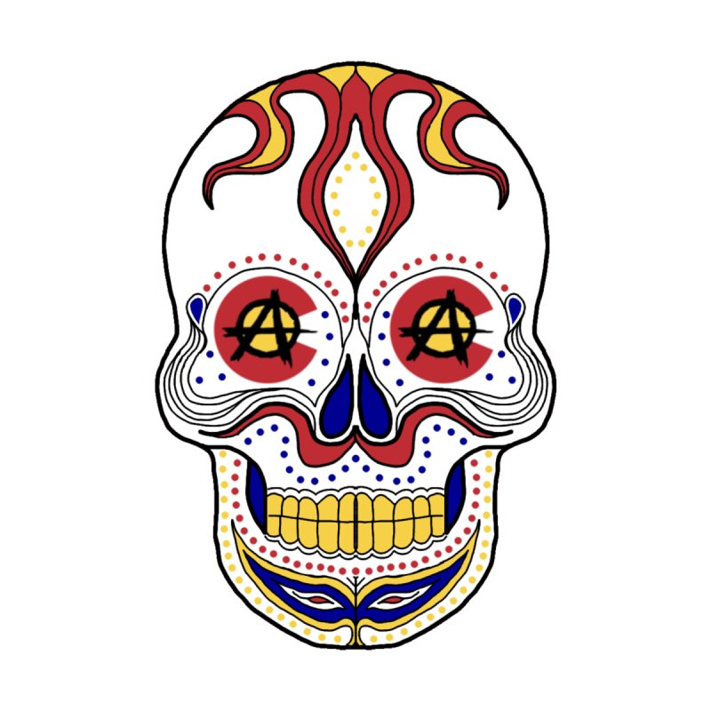 CPRA Sugar Skull By Admin A? by CPRA Merch Shop
