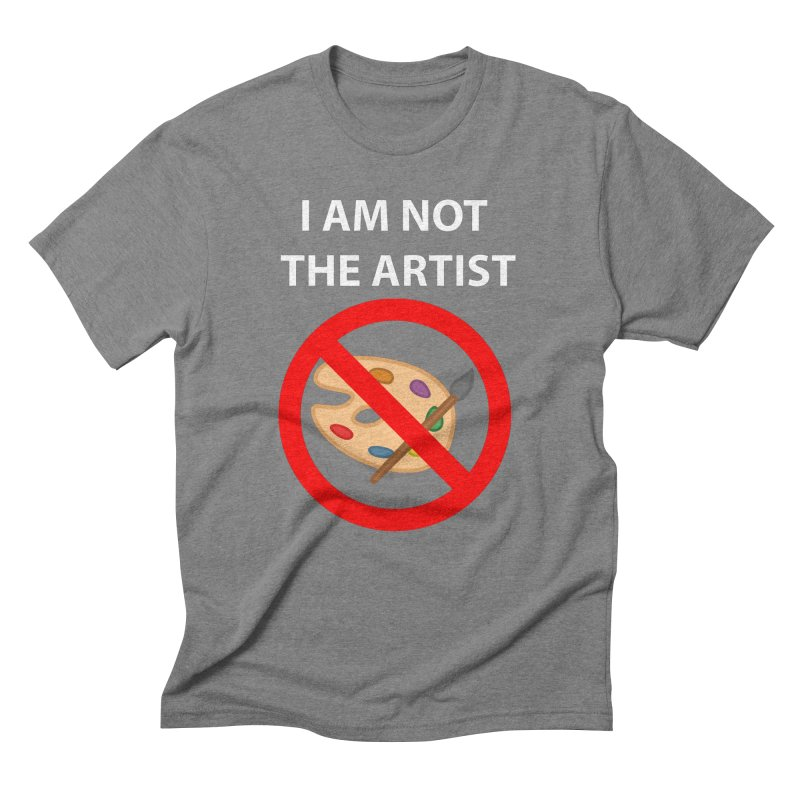 Gallery Sitter Shirt Men's T-Shirt by Congratulations Pine Tees