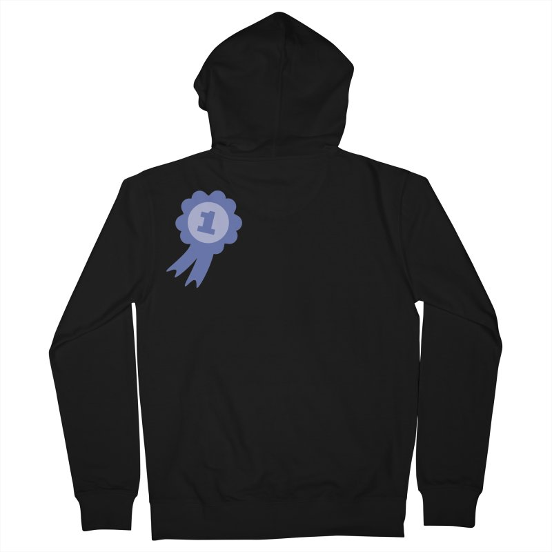 Number One! Women's Zip-Up Hoody by Congratulations Pine Tees