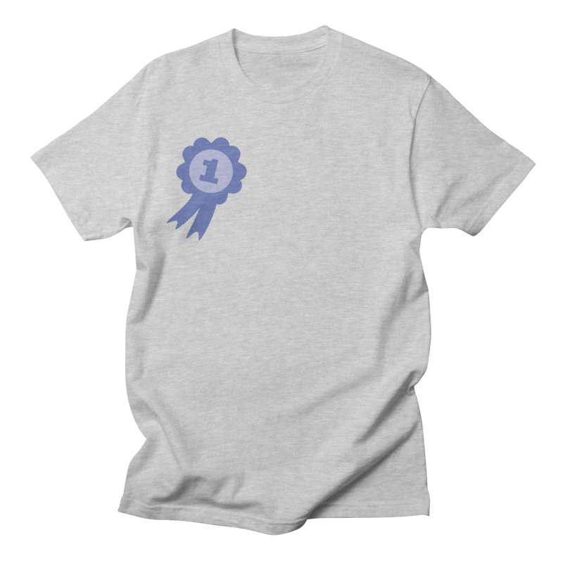 Number One! Men's T-shirt by Congratulations Pine Tees