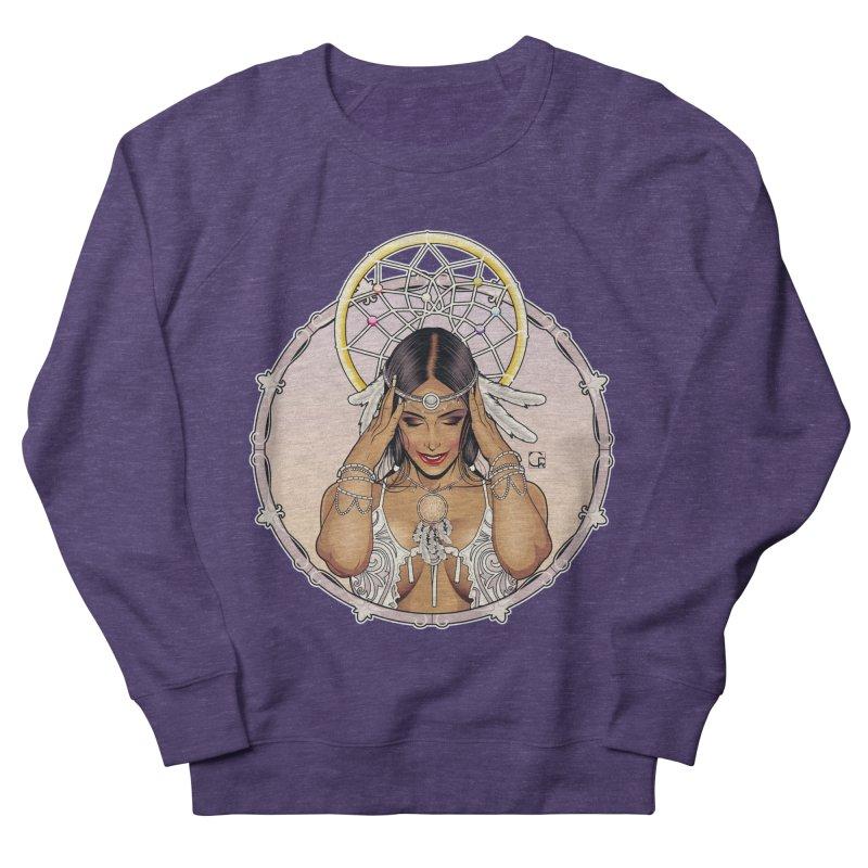 Dreamcatcher Women's French Terry Sweatshirt by CRcarlosrodriguez's Artist Shop