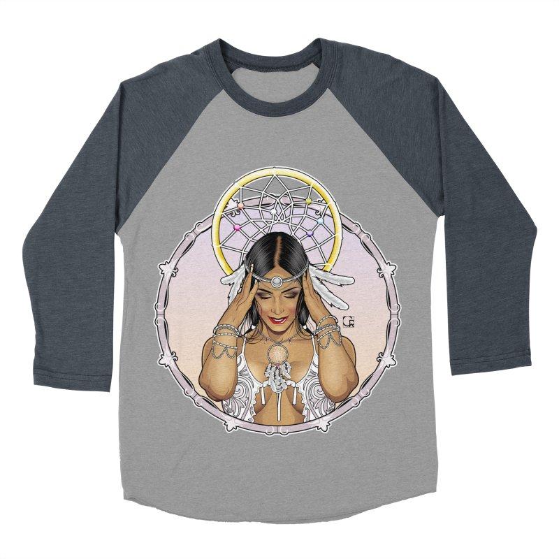 Dreamcatcher Women's Baseball Triblend T-Shirt by CRcarlosrodriguez's Artist Shop