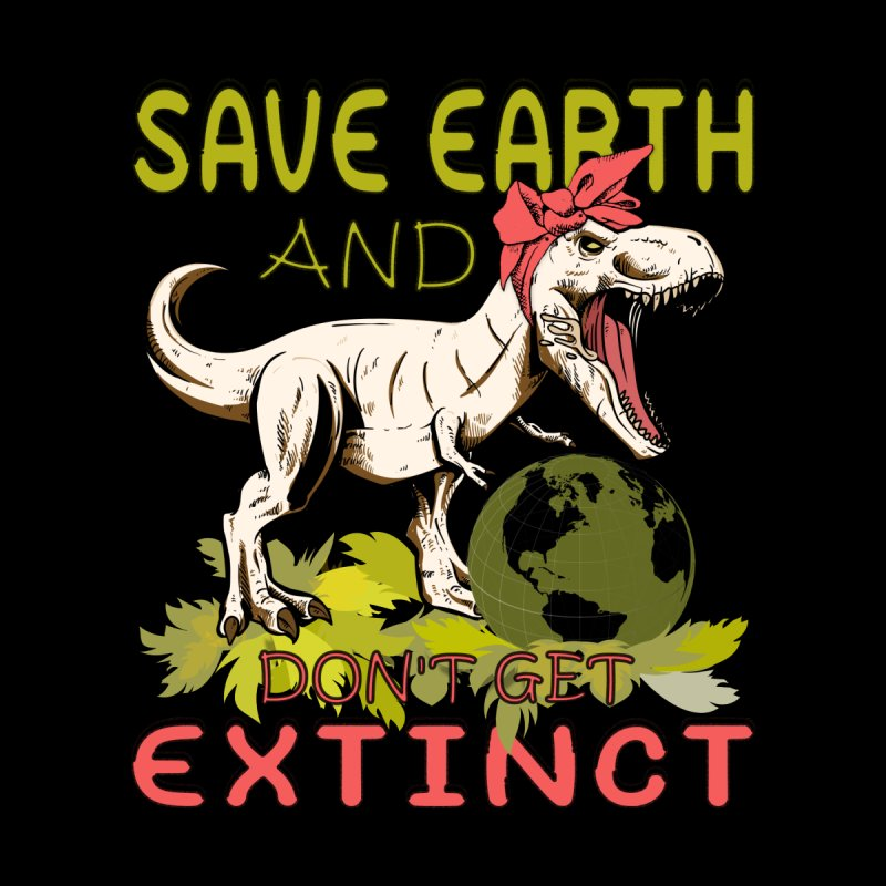 Earth Day Mamasaurus and Mother Dinosaur Funny Earth Day Men's T-Shirt by CWartDesign's Artist Shop