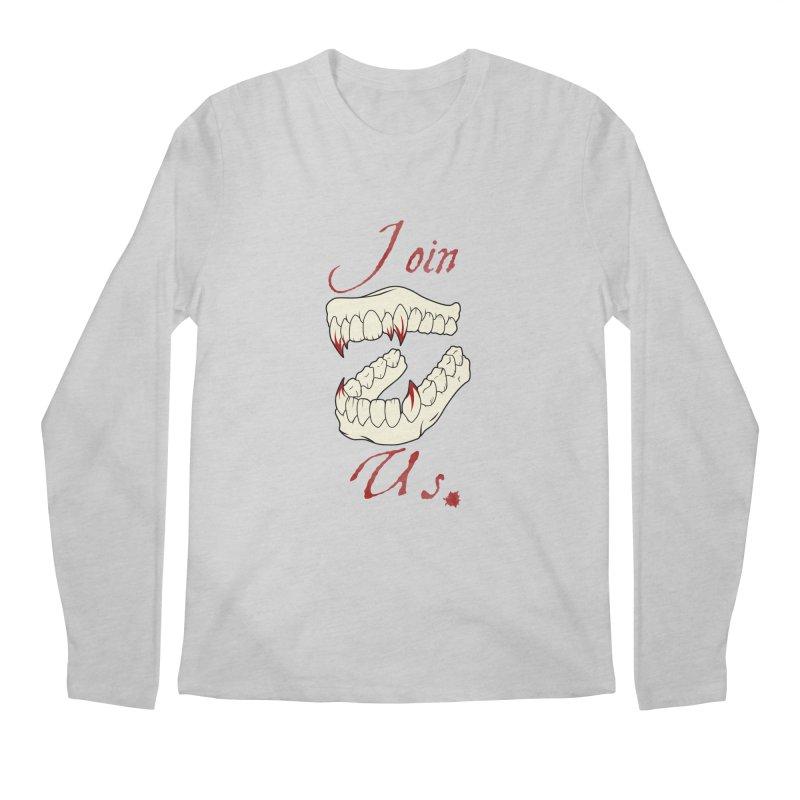 Join us Men's Longsleeve T-Shirt by Calahorra Artist Shop