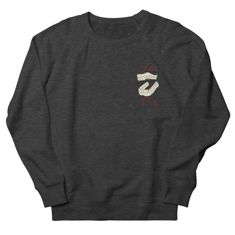 Join us pocket version Women's Sweatshirt by Calahorra Artist Shop