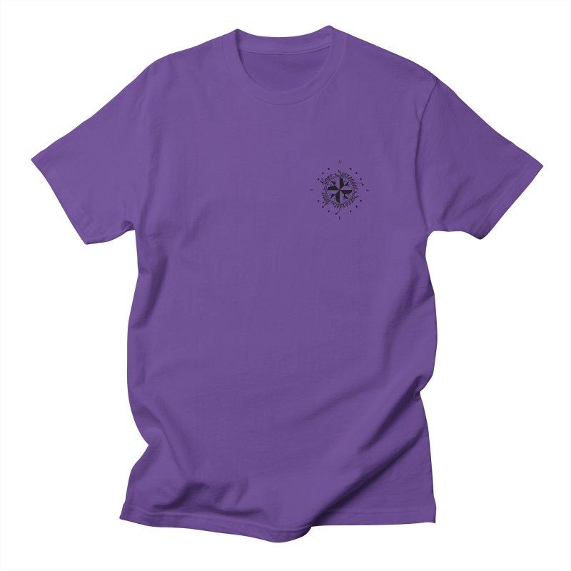 Never Surrender pocket Women's Regular Unisex T-Shirt by Calahorra Artist Shop