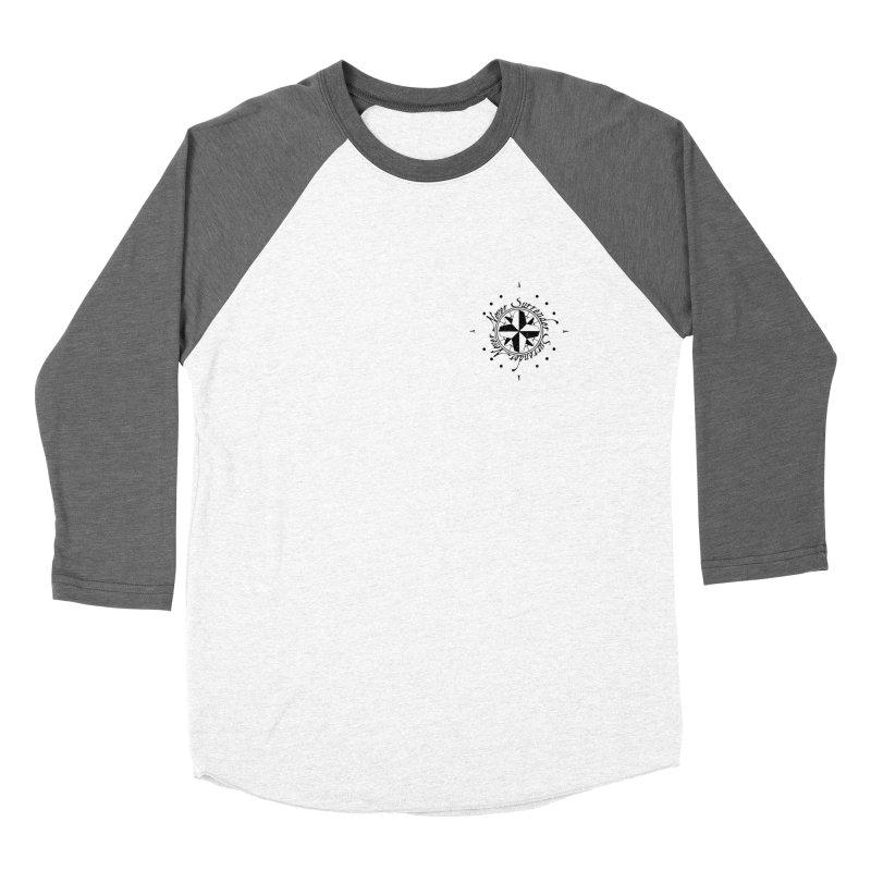 Never Surrender pocket Women's Longsleeve T-Shirt by Calahorra Artist Shop