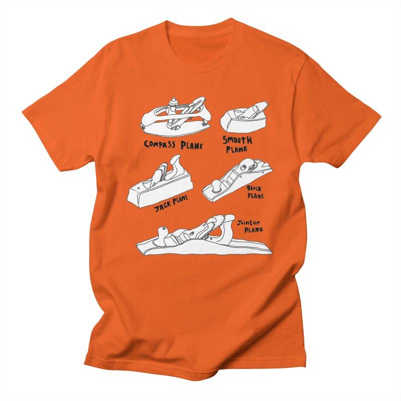 Plane Women's Unisex T-Shirt by Camilla Barnard's Artist Shop