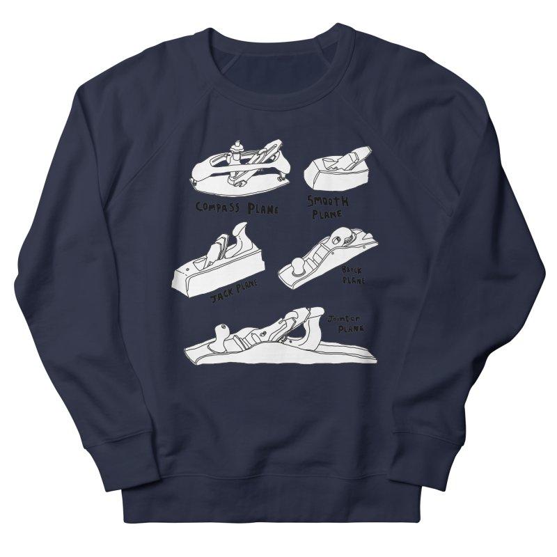 Plane Women's Sweatshirt by Camilla Barnard's Artist Shop