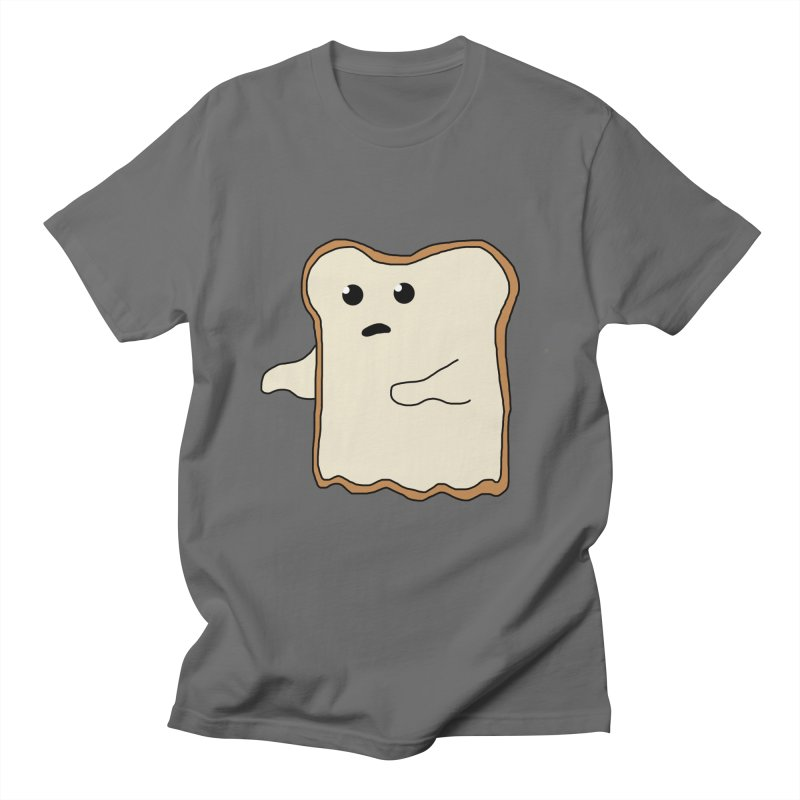 Ghost of A Toast  Men's T-shirt by Camilla Barnard's Artist Shop