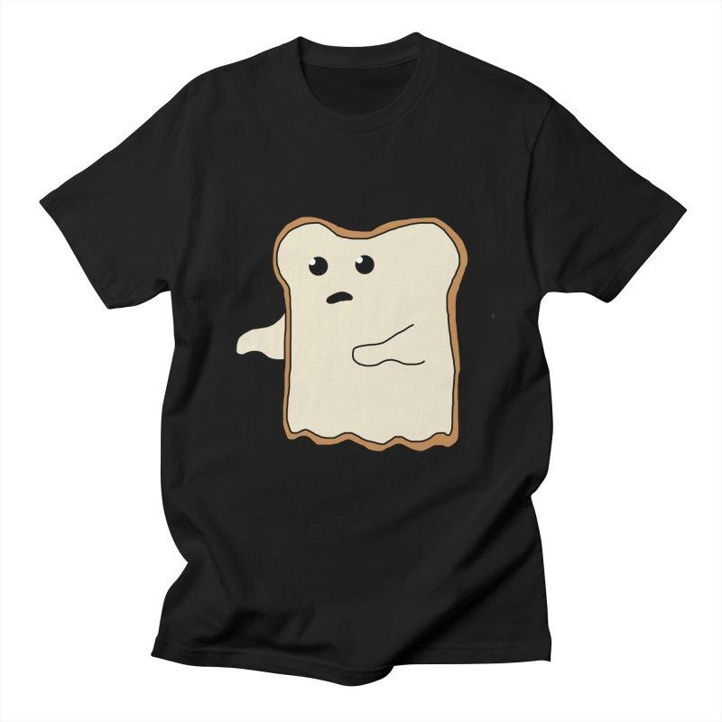 Ghost of A Toast  Men's T-shirt by Camilla Barnard's Artist Shop
