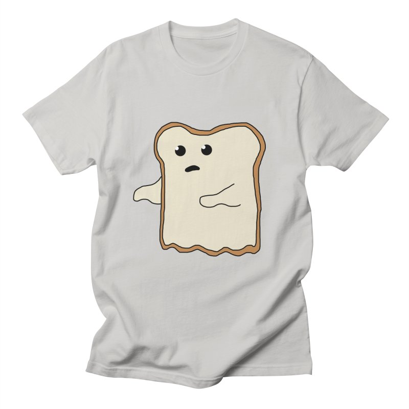 Ghost of A Toast  Women's Unisex T-Shirt by Camilla Barnard's Artist Shop