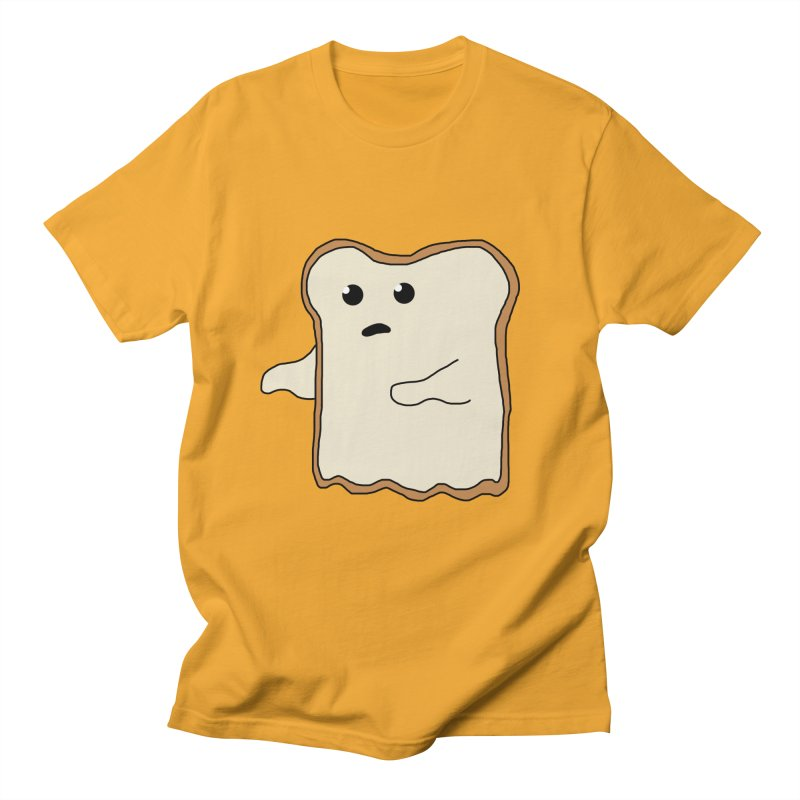Ghost of A Toast  Women's Unisex T-Shirt by Camilla Barnard's Artist Shop