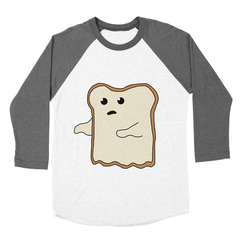 Ghost of A Toast  Men's Baseball Triblend T-Shirt by Camilla Barnard's Artist Shop