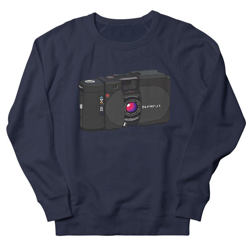 Oh Snap! Men's Sweatshirt by Camilla Barnard's Artist Shop