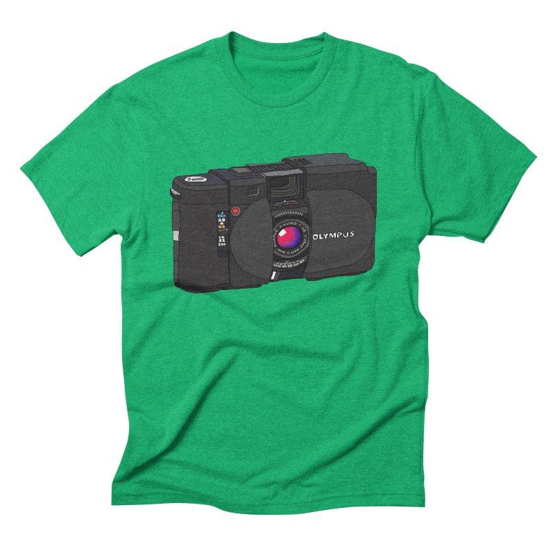 Oh Snap! Men's Triblend T-Shirt by Camilla Barnard's Artist Shop