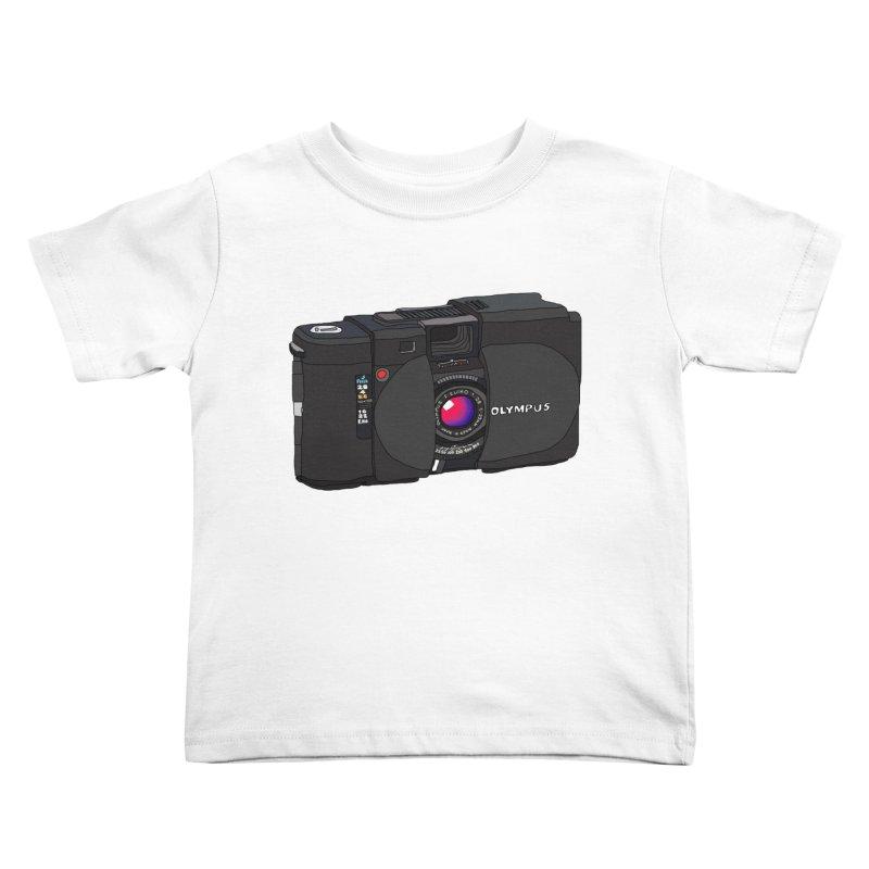 Oh Snap! Kids Toddler T-Shirt by Camilla Barnard's Artist Shop