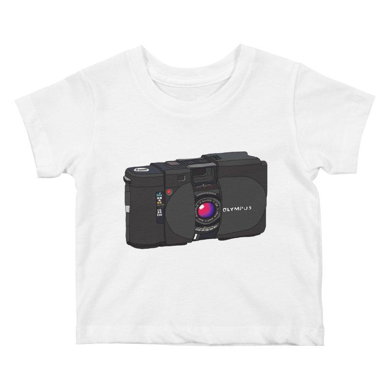 Oh Snap! Kids Baby T-Shirt by Camilla Barnard's Artist Shop