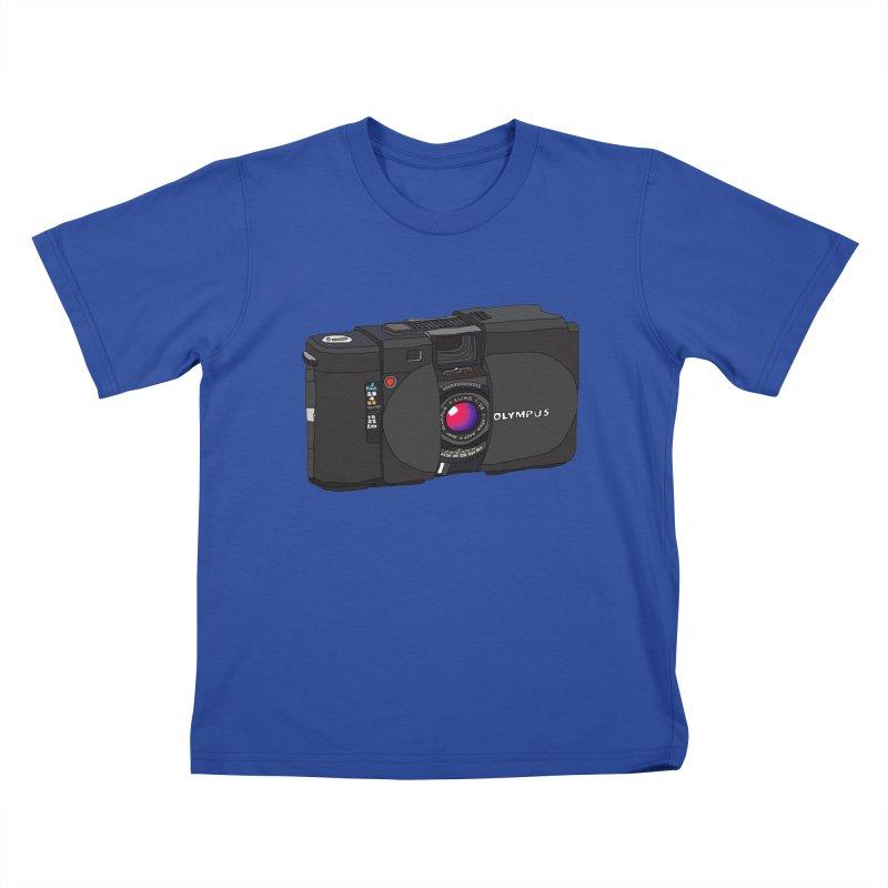 Oh Snap! Kids T-Shirt by Camilla Barnard's Artist Shop
