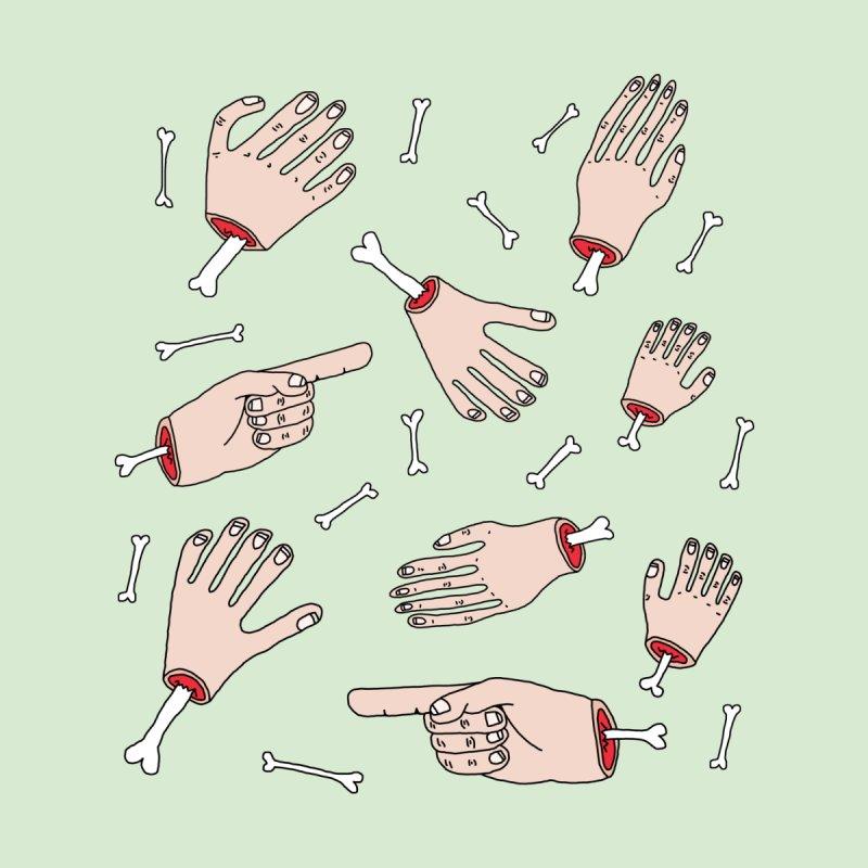 Need A Hand? Women's Lounge Pants by Camilla Barnard's Artist Shop