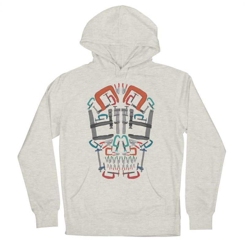 Don't clamp my style - Skull  Women's Pullover Hoody by Camilla Barnard's Artist Shop