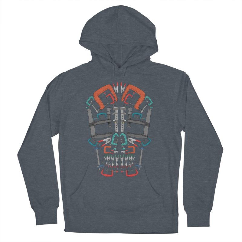 Don't clamp my style - Skull  Men's Pullover Hoody by Camilla Barnard's Artist Shop