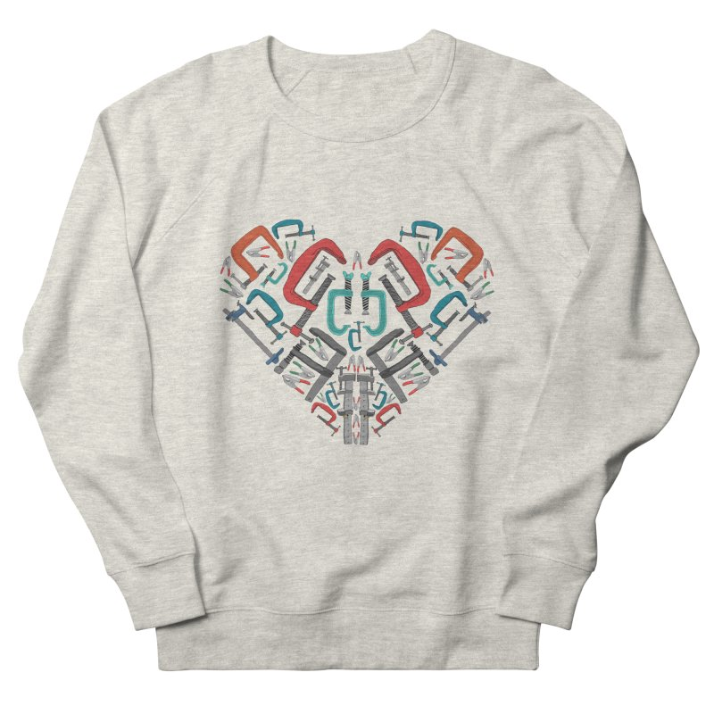 Don't clamp my style - Heart Women's Sweatshirt by Camilla Barnard's Artist Shop