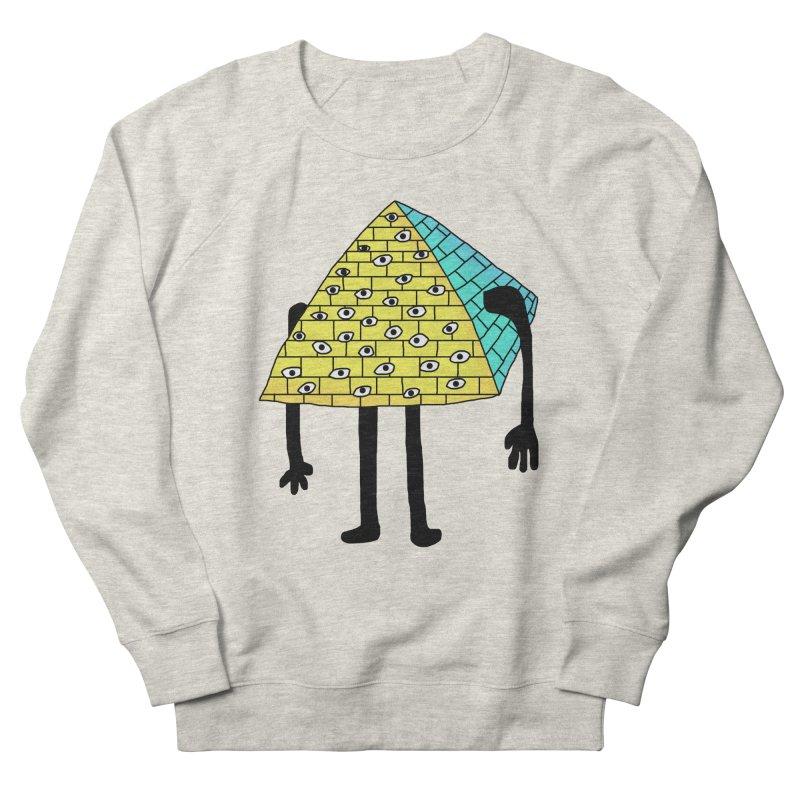 All seeing eye Men's Sweatshirt by Camilla Barnard's Artist Shop