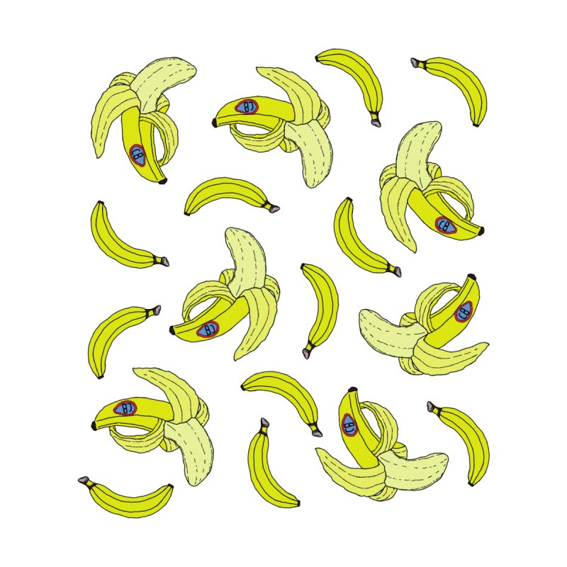 bananard Men's T-Shirt by Camilla Barnard's Artist Shop