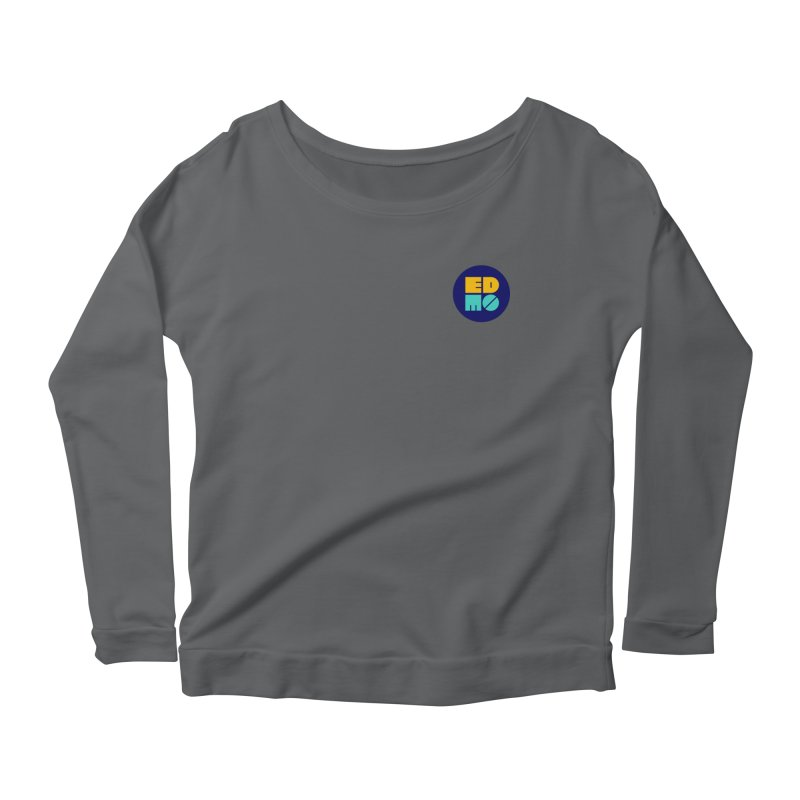 Circle EDMO Logo Women's Longsleeve T-Shirt by EDMO
