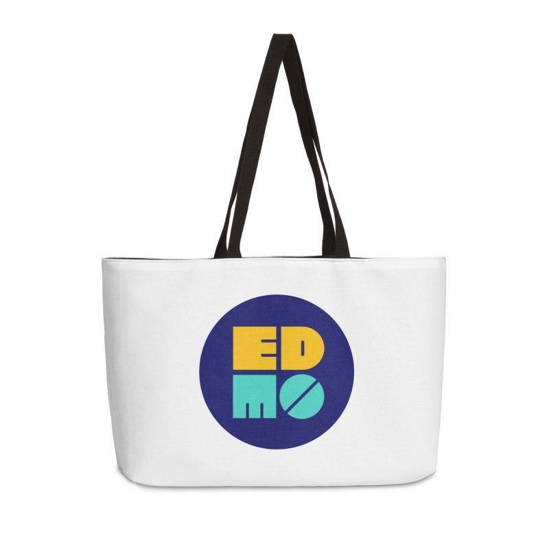 Circle EDMO Logo Accessories Bag by EDMO