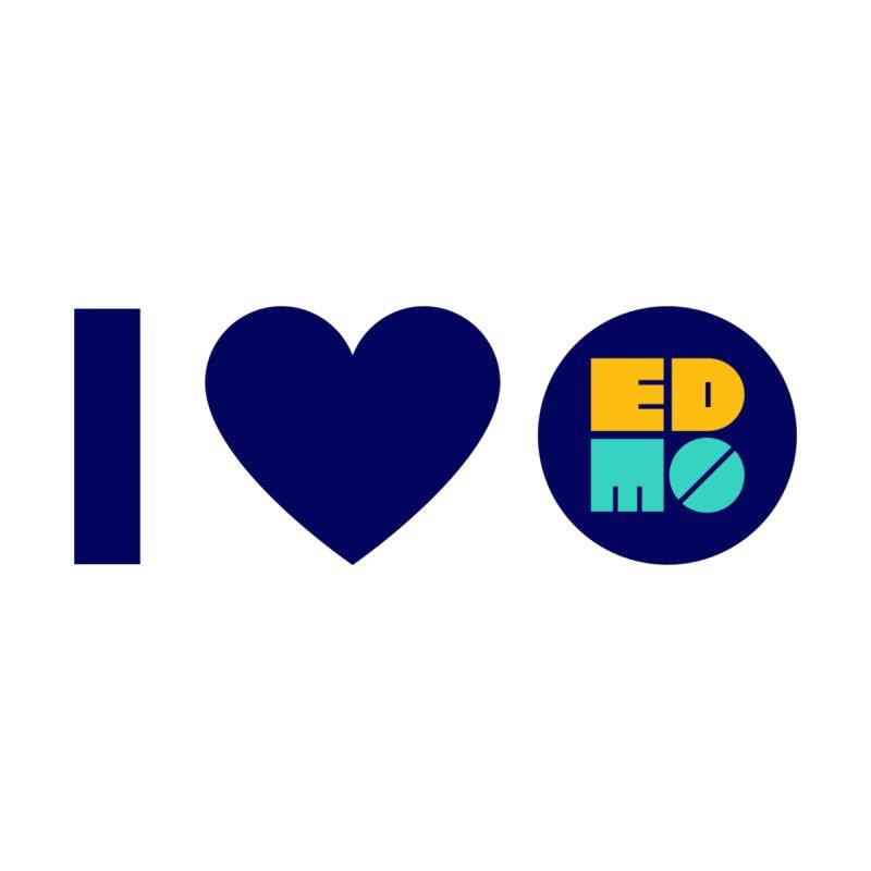 I heart EDMO Accessories Notebook by EDMO