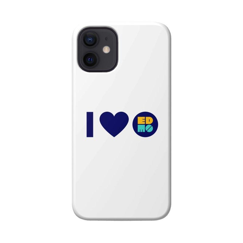 I heart EDMO Accessories Phone Case by EDMO