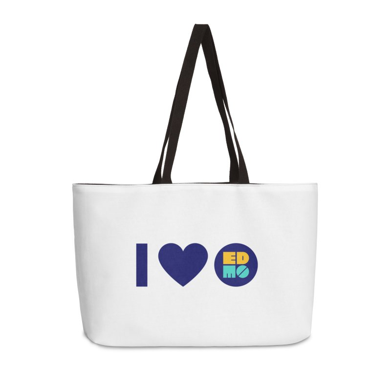 I heart EDMO Accessories Bag by EDMO