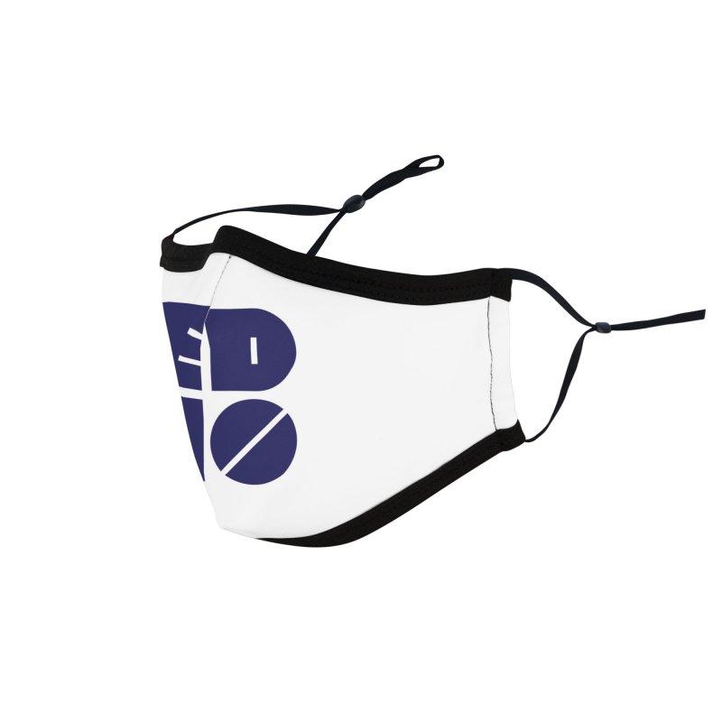 Monocolor EDMO Accessories Face Mask by EDMO