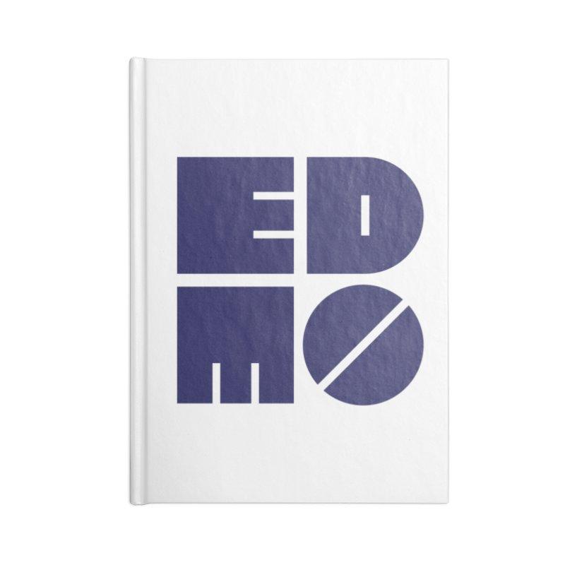 Monocolor EDMO Accessories Notebook by EDMO