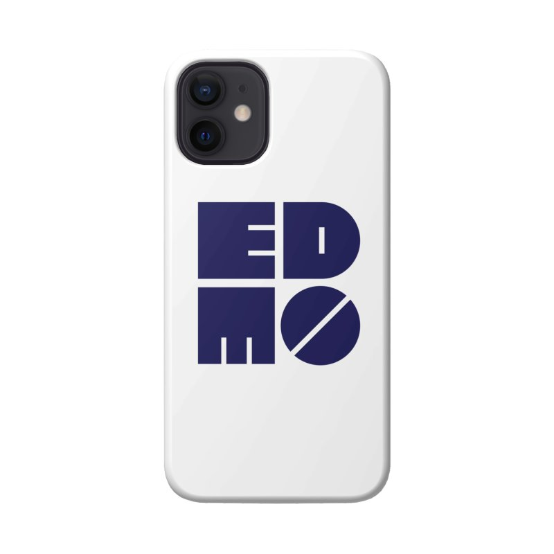 Monocolor EDMO Accessories Phone Case by EDMO