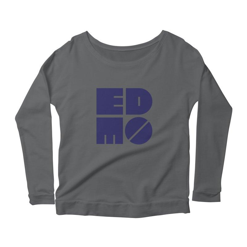 Monocolor EDMO Women's Longsleeve T-Shirt by EDMO