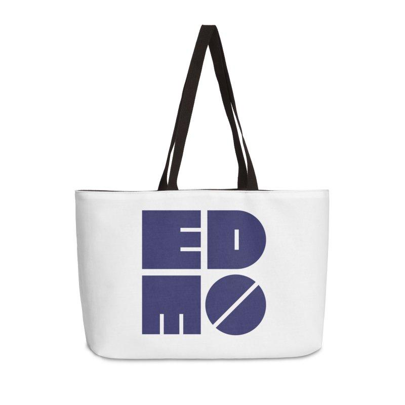 Monocolor EDMO Accessories Bag by EDMO