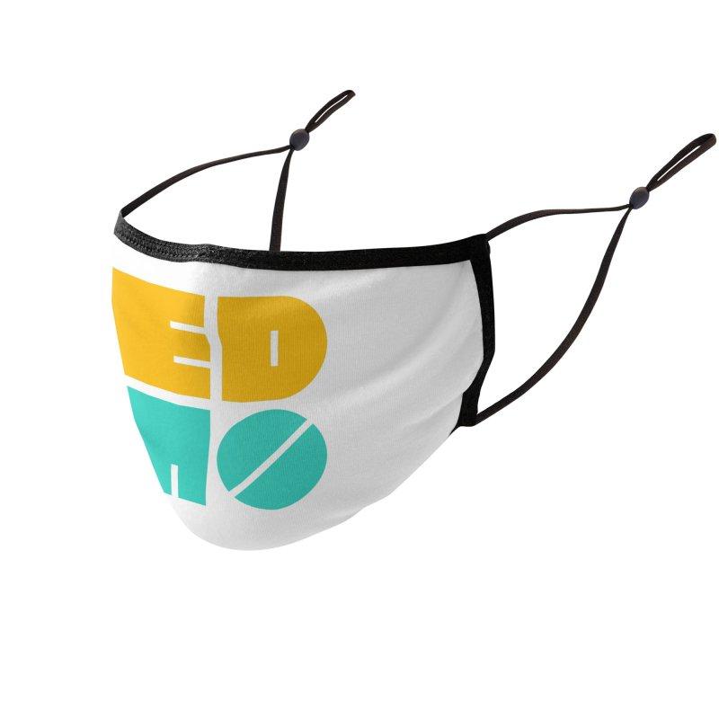 Multi Color EDMO Accessories Face Mask by EDMO